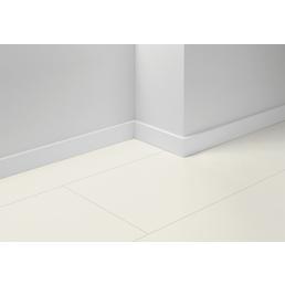 PARADOR Sockelleiste »SL 18«, Weiß, BxH: 16,5 x 70 mm