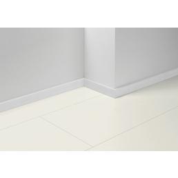 PARADOR Sockelleiste »SL 6«, Uni weiß, MDF, 257 x 5 x 1,6 cm