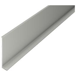 CARL PRINZ Sockelleiste, titanfarben, Aluminium, 270 x 6 x 1,1 cm