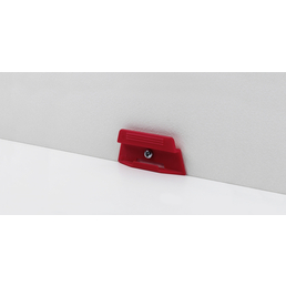 PARADOR Sockelleisten-Befestigungsclips »Päckchen Leistenclipse«