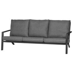 SIENA GARDEN Sofa, 3-Sitzer, BxTxH: 210 x 91 x 81 cm
