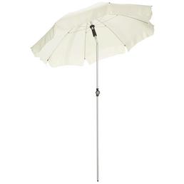 CASAYA Sonnenschirm »Casaya«, Ø x H: 150 x 225 cm, abknickbar, Sonnenschutzfaktor: 50+