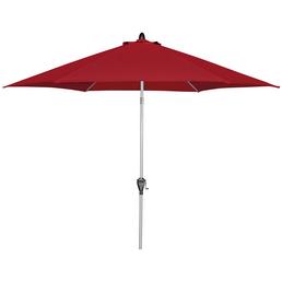 Sonnenschirm, ØxH: 300 x 255 cm, abknickbar, Sonnenschutzfaktor: 50+