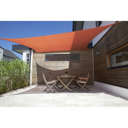 WINDHAGER Sonnensegel »Adria«, quadratisch,  Format: 360  x  360 cm