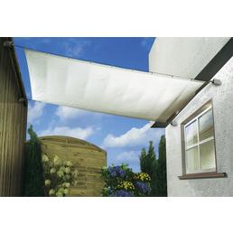 FLORACORD Sonnensegel, Format: 330 x 200 cm