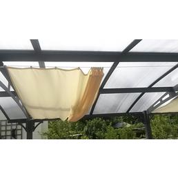 FLORACORD Sonnensegel, rechteckig, Breite Schirmtuch: 88 cm