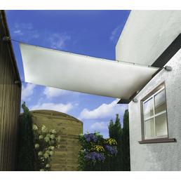 FLORACORD Sonnensegel, rechteckig, Format: 270 x 140 cm