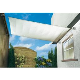 PEDDY SHIELD Sonnensegelbausatz, rechteckig, Breite: 58 cm