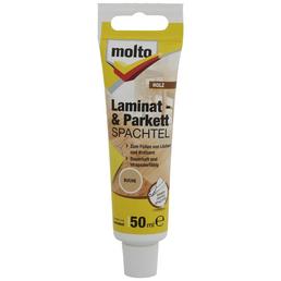 MOLTO Spachtelmasse, buche, 0,05 l