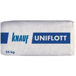 KNAUF Spachtelmasse »Uniflott«, 25 kg, weiß/grau