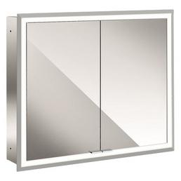 EMCO Spiegelschrank »Asis Prime «, 2-türig, BxH: 83 x 73 cm