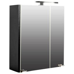 POSSEIK Spiegelschrank »HOMELINE«, 2-türig, LED, BxH: 60 x 68 cm