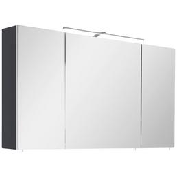 OPTIFIT Spiegelschrank »OPTIbasic 4050«, 3-türig, LED, B x H: 110 x 74 cm