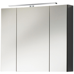 Spiegelschrank »Ramero SPS 80«, 3-türig, LED, BxH: 80 x 70,4 cm