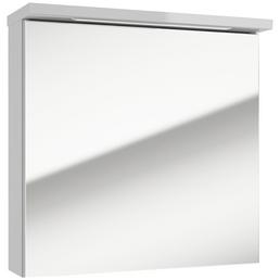 Defrans Spiegelschrank »Salsa 60 LED«, 1-türig, LED, BxH: 60 x 60 cm