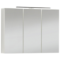 FACKELMANN Spiegelschrank »Vedea«, 3-türig, LED, B x H: 90 x 68 cm
