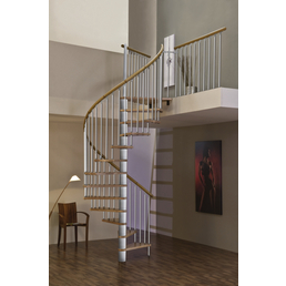 MINKA Spindeltreppe »Spiral Decor«,
