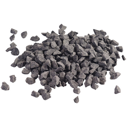 Splitt »Basaltsplitt«, grau/schwarz