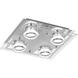 wofi® Spot mit 5 W, 4-strahlig, inkl. Leuchtmittel in warmweiß