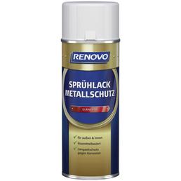 RENOVO Sprühlack »Metallschutz«, 400 ml, weiß