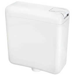 CORNAT Spülkasten, BxHxT: 400 x 450 x 140 mm, weiß
