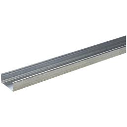 KNAUF Ständerprofil, 10 x 5 x 260 cm, Stahl verzinkt, silber