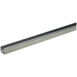 KNAUF Ständerprofil, 5 x 5 x 260 cm, Stahl verzinkt, silber