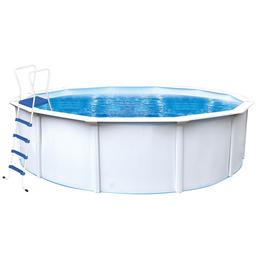 INTEX Stahlwand-Pool »Nuovo de Luxe II«, rund, Ø x H: 360 x 120 cm
