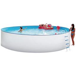 INTEX Stahlwand-Pool »Nuovo«, rund, Ø x H: 400 x 90 cm