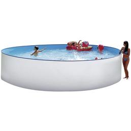 INTEX Stahlwand-Pool »Nuovo«,  rund, Ø x H: 450  x 120 cm