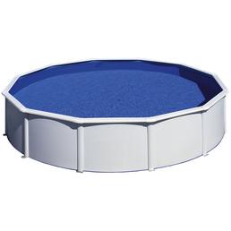 GRE Stahlwand-Pool,  rund, Ø x H: 550  x 120 cm