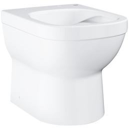 GROHE Stand WC »Euro Keramik«, Tiefspüler, alpinweiß, spülrandlos
