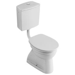 VILLEROY & BOCH Stand WC, Flachspüler, alpinweiß