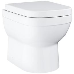 GROHE Stand-WC-Komplettset »Euro Keramik«, Tiefspüler, alpinweiß, spülrandlos