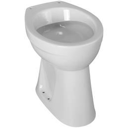 CORNAT Stand WC, weiß, mit Spülrand