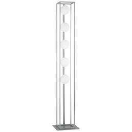 wofi® Standleuchte »Aurelia« mit 3,5 W, 5-flg., H: 130,6 cm, G9 inkl. Leuchtmittel in warmweiß