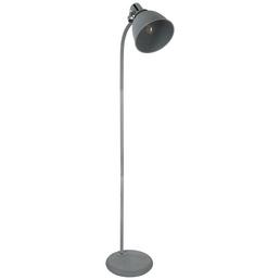 BRILLIANT Standleuchte »Jesper« grau mit 60 W, Schirm-Ø x H: 21 x 156,5 cm, E27 ohne Leuchtmittel