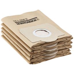 KÄRCHER Staubbeutel » WD 3.500P«, aus Papier, 5 Stück, für Nass- und Trockensauger