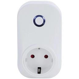 EGLO Steckdose »Connect Plug Plus«, 1-fach, weiß