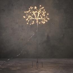 Luca Lighting Stehlampe »Lighting Outdoor«, ø: 50 cm, netz