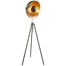 GLOBO LIGHTING Stehleuchte »XIRENA I« mit 60 W, Schirm-ØxH: 41 x 179 cm, E27 ohne Leuchtmittel