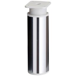 OPTIFIT Stellfuß »OPTIbasic«, BxHxT: x 120 x mm, chromfarben