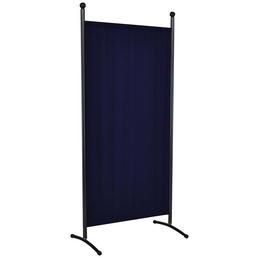 Stellwand, B x T: 82 cm, Blau