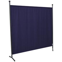 Stellwand, BxT: 178 cm, blau
