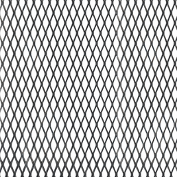 GAH ALBERTS Streckmetallblech, Alu, 1000 x 600 x 1 mm