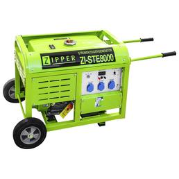 ZIPPER Stromerzeuger »ZI-STE8000«, 7 kW, Benzin, Tankvolumen: 30 l