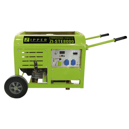 ZIPPER Stromerzeuger »ZI-STE8000«, 9,3 kW, , Tankvolumen: 30 l