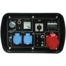 STANLEY Stromgenerator »Stanley Diesel Generator D-SG6000-1«