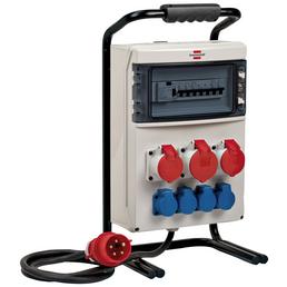 Brennenstuhl® Stromverteiler »BSV 4 IP44«, 7-fach, Kabellänge: 2 m, IP44