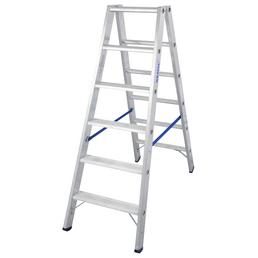 KRAUSE Stufen-Doppelleiter »STABILO«, Anzahl Sprossen 12